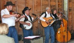 Aug 5: Hard Times Blue Grass Band at Birthplace of B.C. Gallery