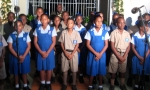 Children's Choir performs at Prime Minister's Reception in Barbados