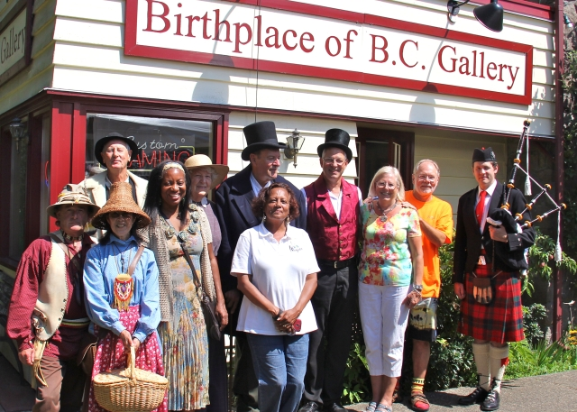 Barbados Day was celebrated at the Gallery on Sat. Aug 10, 2013