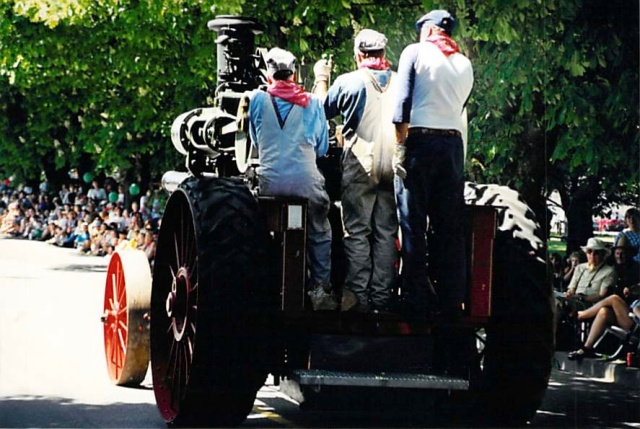 The 2014 May Day Parade will be the 92nd year of the parade