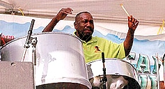 Kenrick Headley will perform with Red Stone Alley Band at Barbados Day