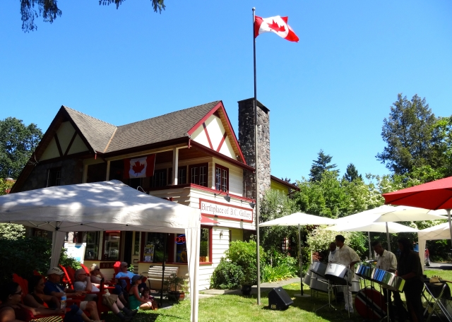 Canada Day at the Birthplace of B.C. Gallery 2015