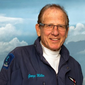 George Miller recently retired as Manager of the Langley Regional Airport.